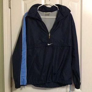 Half-Zip Nike Windbreaker